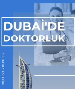 Dubai'de Doktorluk